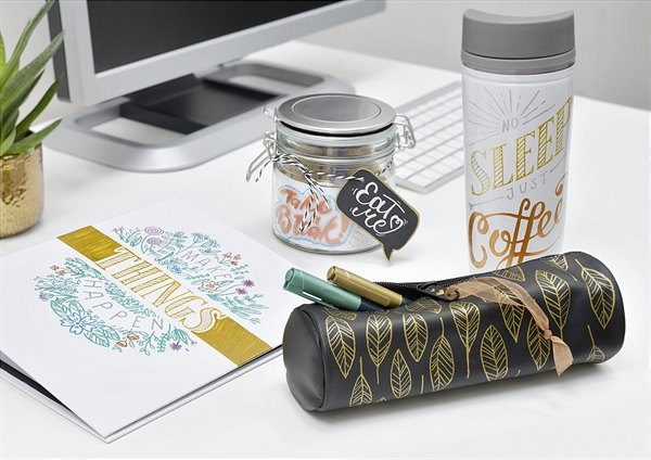 Faber-Castell_Metallics Marker_heart of gold