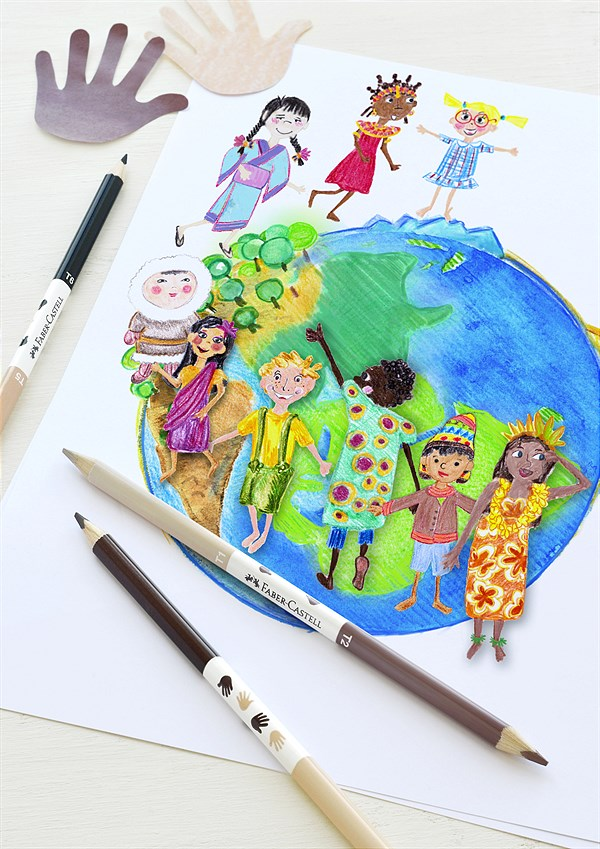 Faber-Castell_Children of the world Buntstifte_Image 4