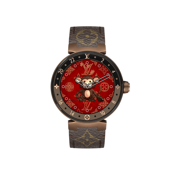 04_LV_Watches_Tambour Horizon_Chinese New Year 2020 Edition
