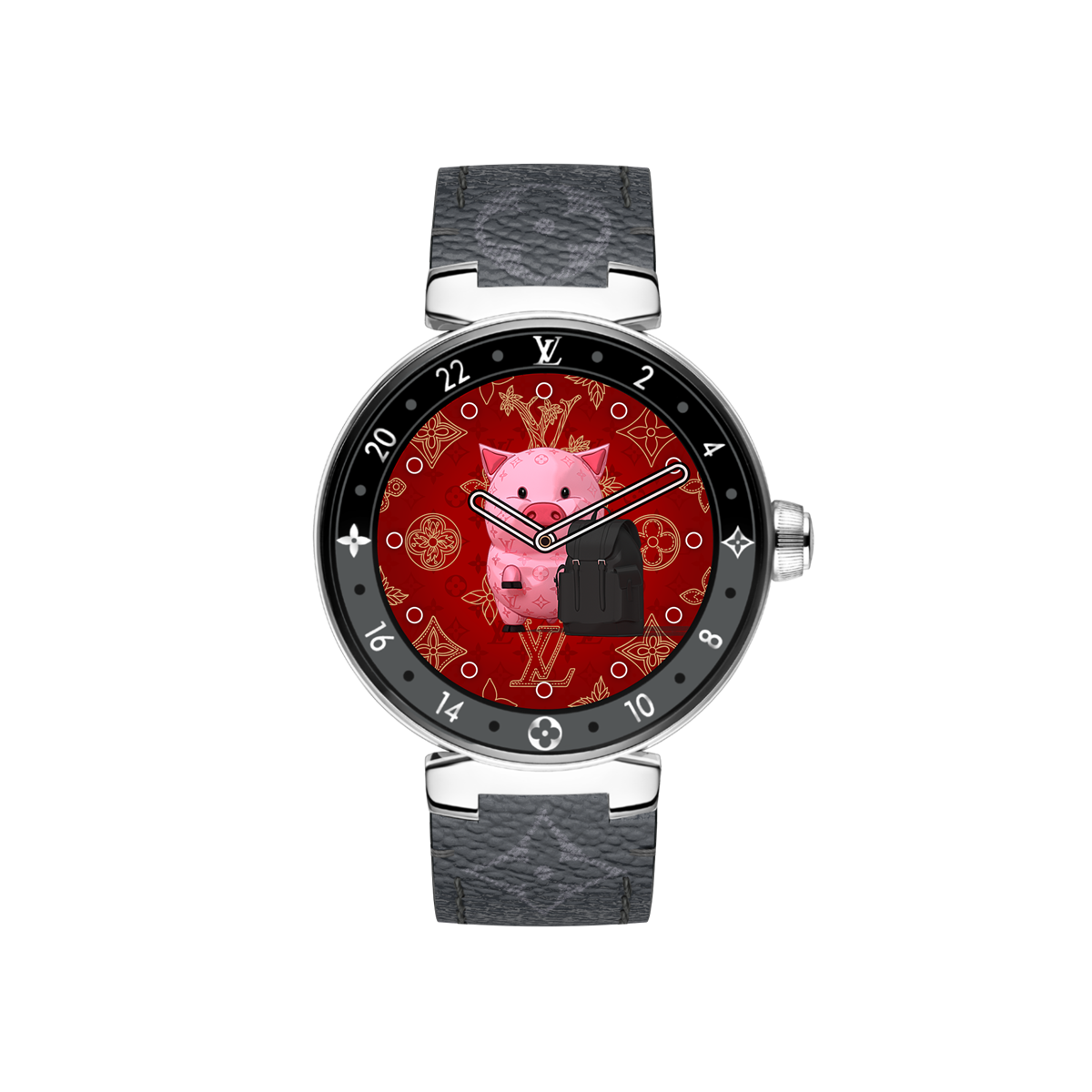 03_LV_Watches_Tambour Horizon_Chinese New Year 2020 Edition
