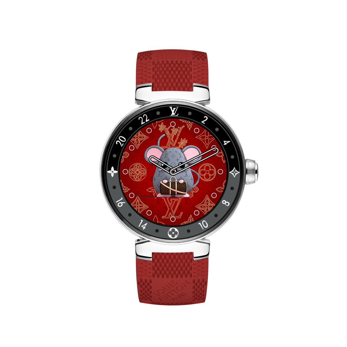 LV_Watches_Tambour Horizon_Chinese New Year 2020 Edition