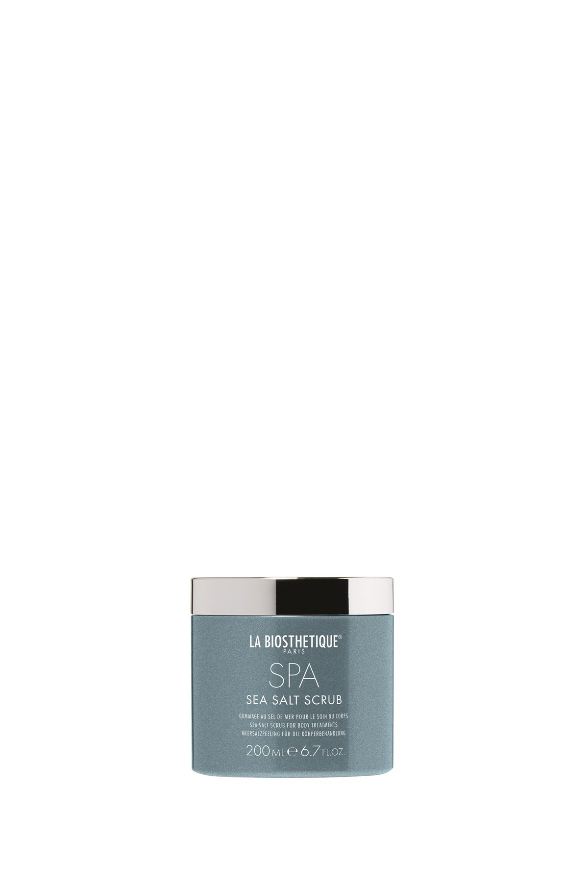 La Biosthetique_Spa Actif_Sea Salt Scrub_200ml_30,00 EUR