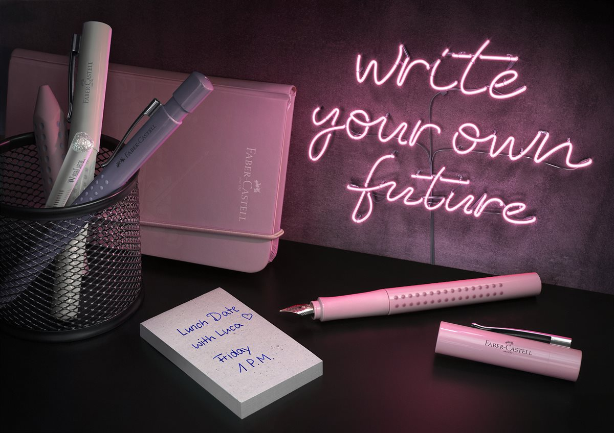 Faber-Castell write your own future